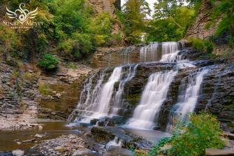 Cascadilla-Gorge-Waterfall
