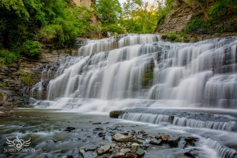 Upper Falls at Cascadilla Gorge