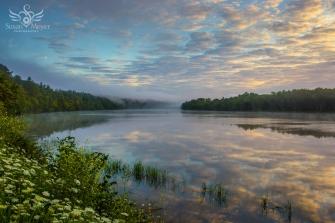 Upper Hudson River Sunrise 16