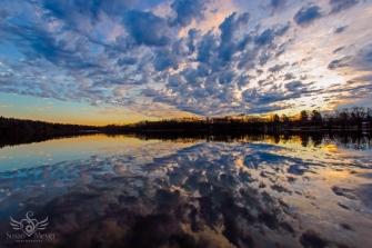 Upper Hudson River Sunrise 3
