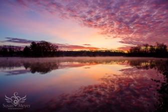 Upper Hudson Sunrise 11-18-17