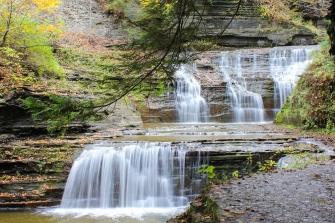 Buttermilk Falls Gorge Trail 2