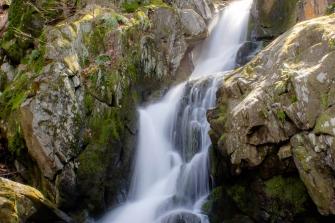 Goldmine Brook Falls 1