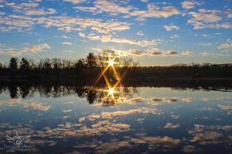 Upper Hudson River Sunrise 24