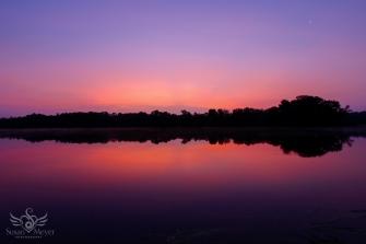 Upper Hudson River Sunrise 28