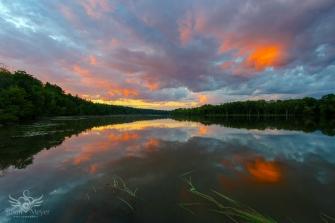 Upper Hudson River Sunrise 5