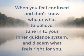Inner-guidance-system