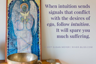Follow intuition