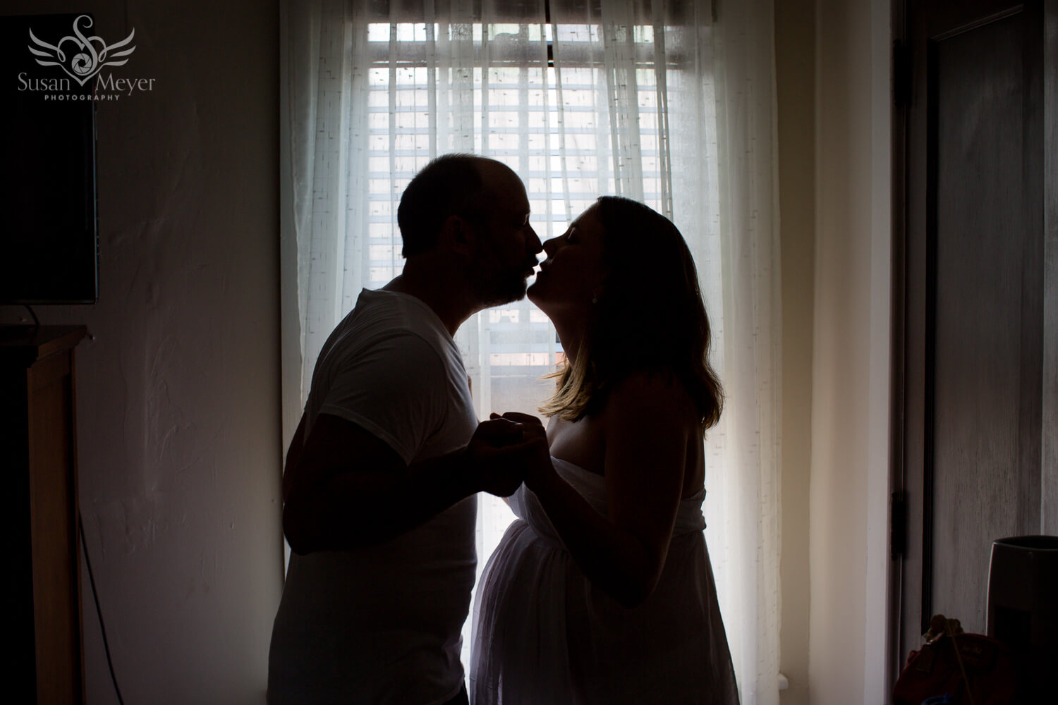 Intimate Maternity Portrait 1