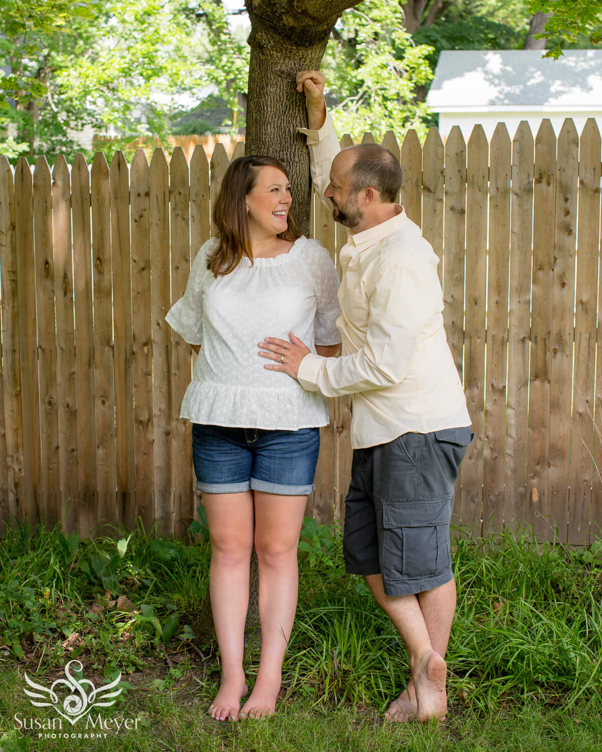 Maternity Portrait 1