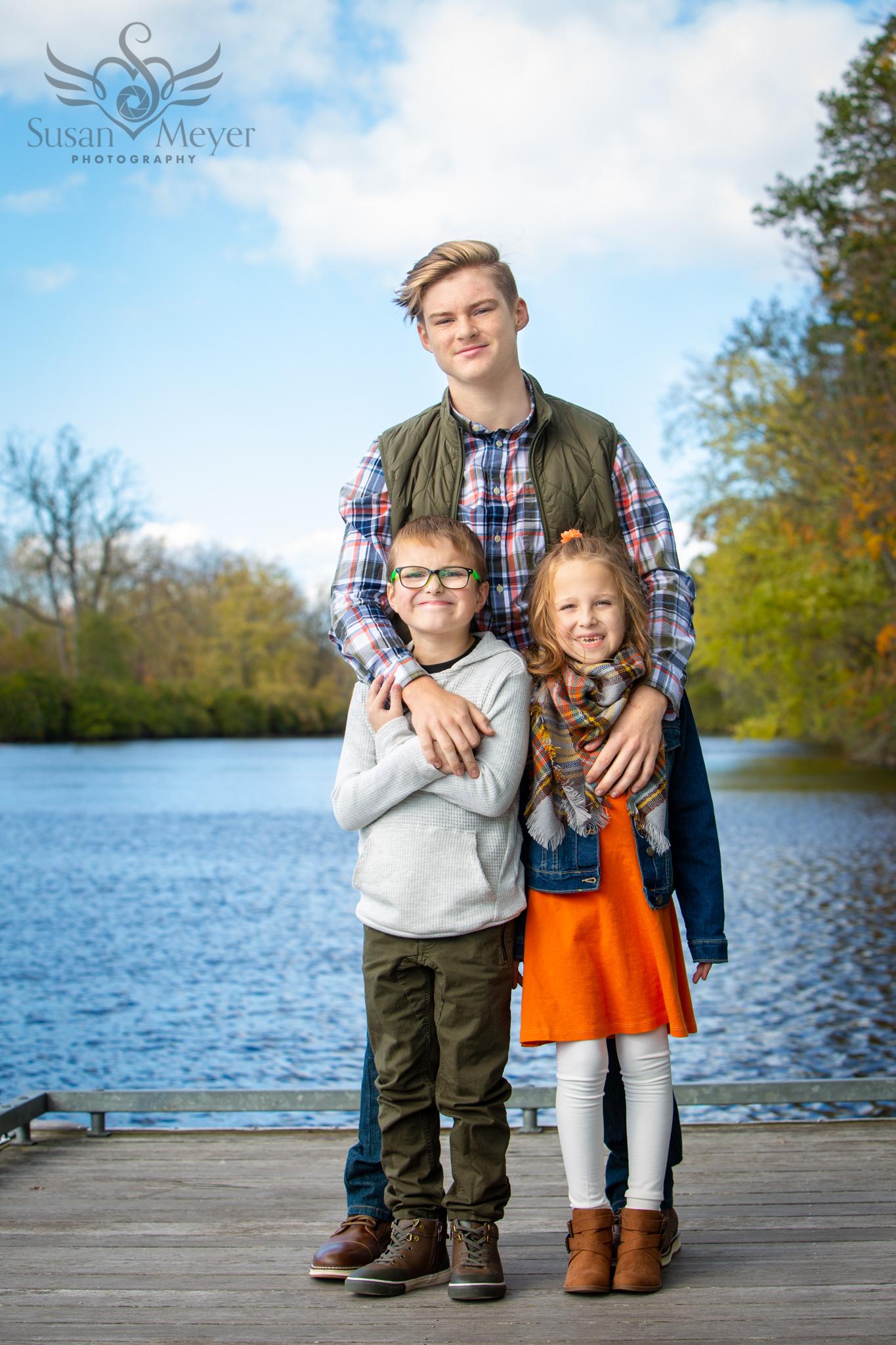 Siblings Hudson Crossing Dock