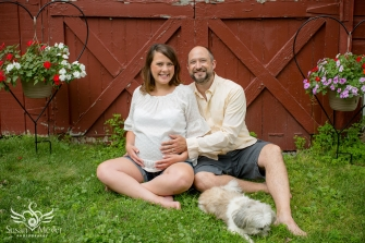Maternity Portrait 3