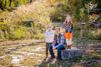 Siblings Hudson Crossing Labyrinth 2
