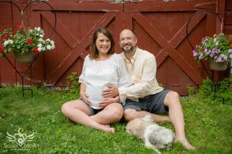 Maternity Portrait 3