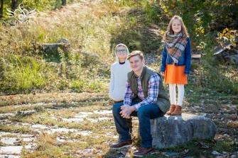 Siblings Hudson Crossing Labyrinth 1
