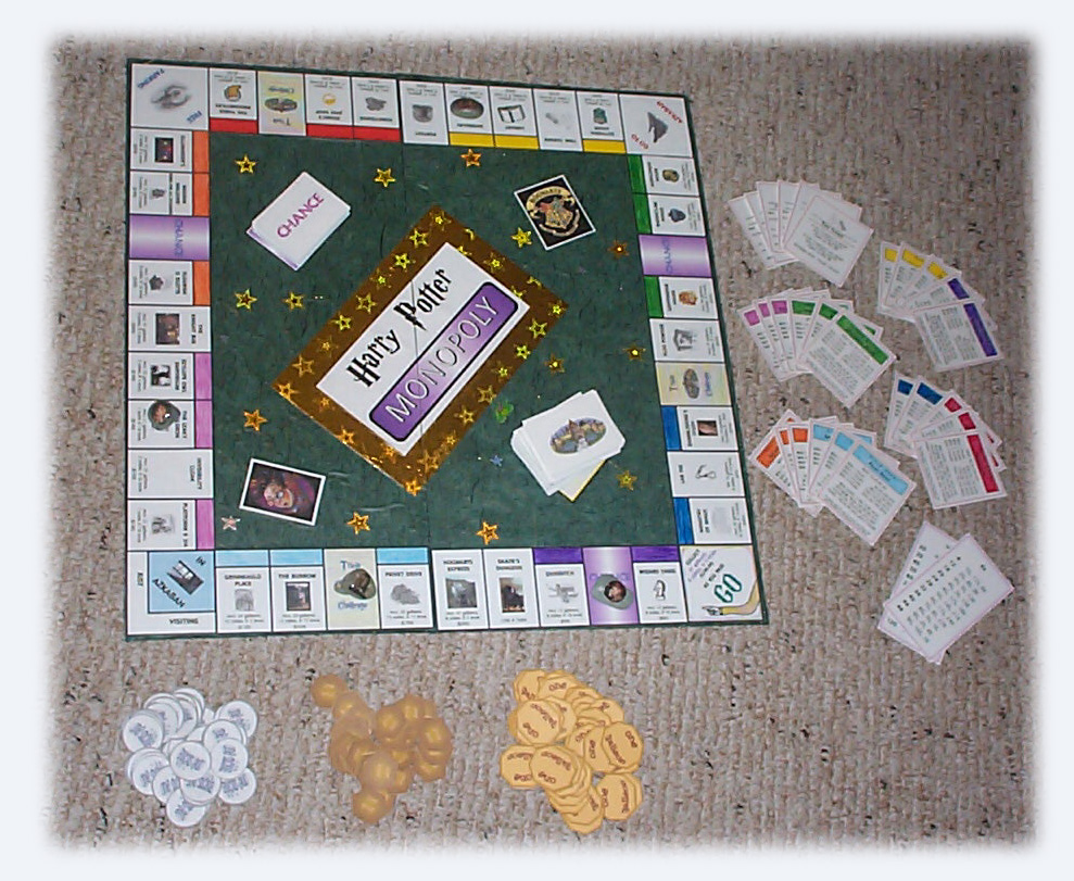 Creating Board Games Based on Children's Literature