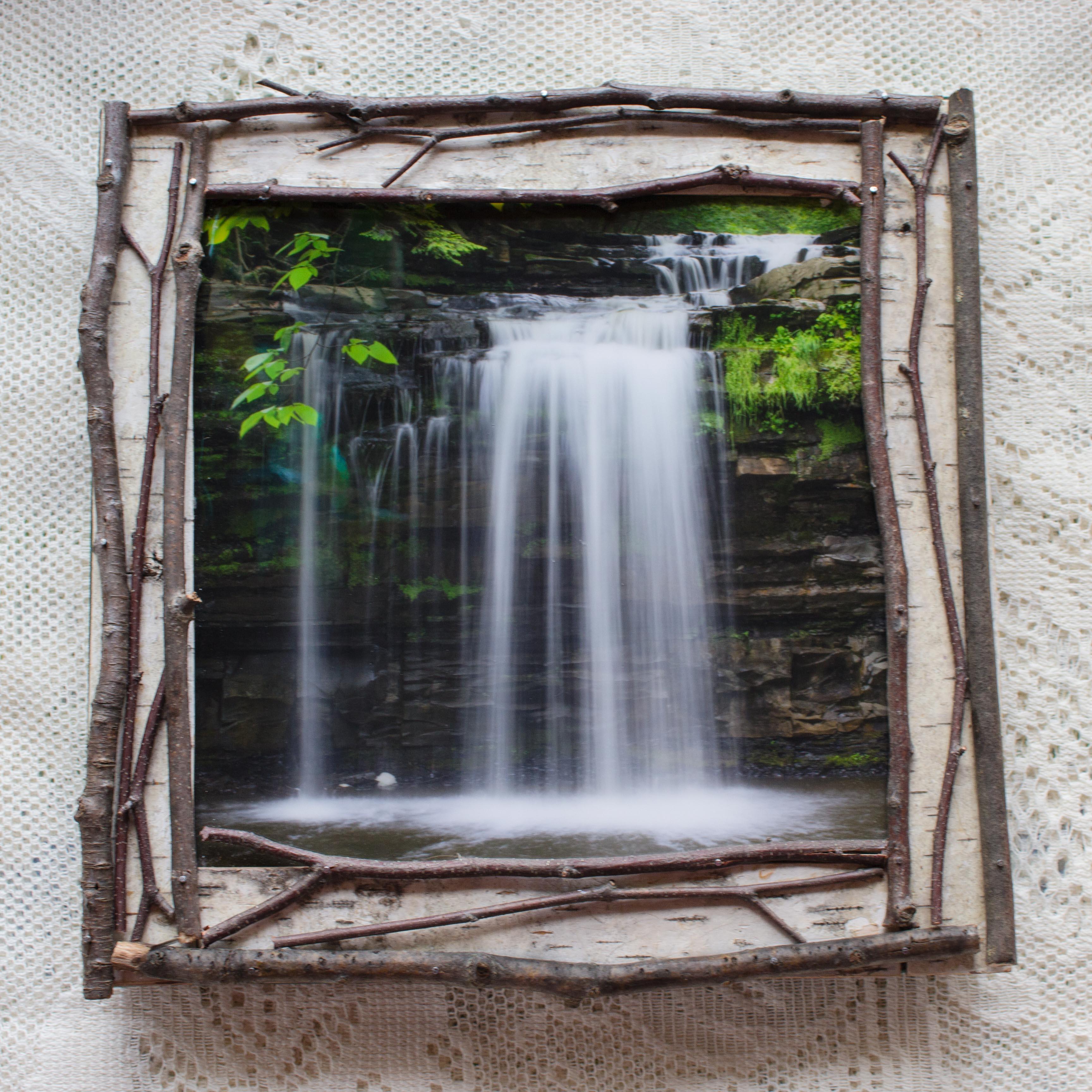 birchbarkframedwaterfall
