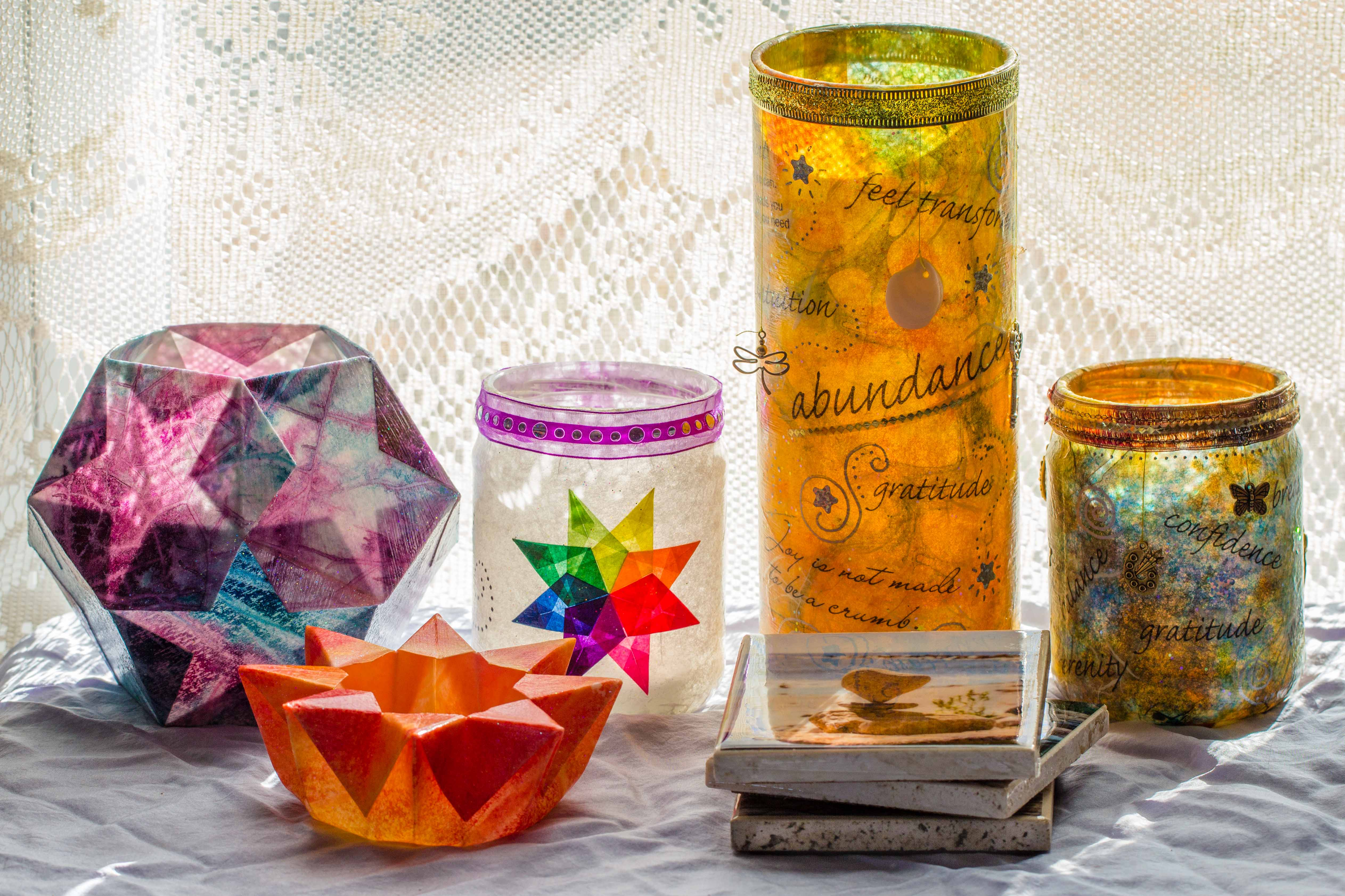 Gifts of Inspiration and Light