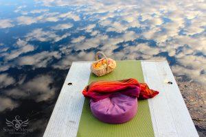 Basket of Leaves Letting Go Meditation