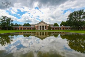 Hall of Springs and Reflecting Pool