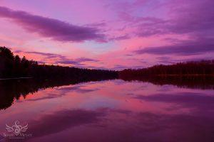 Upper Hudson River Sunrise