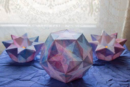 Enchanting Star Lanterns