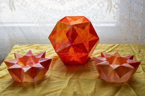 Enchanting Star Lanterns