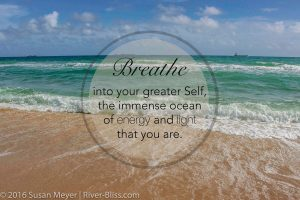 Breathe Into Your Greater Self